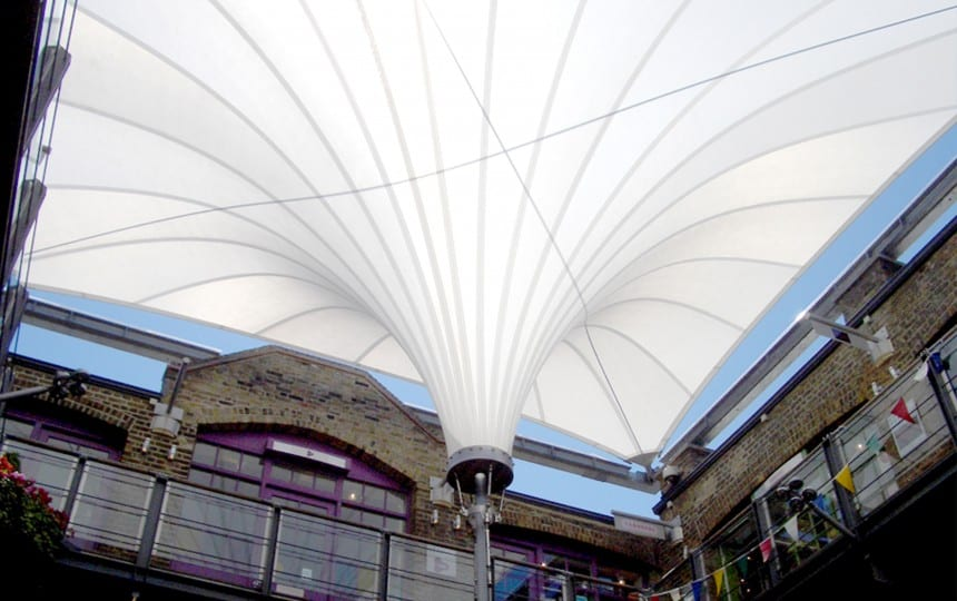 demountable structures kingly court