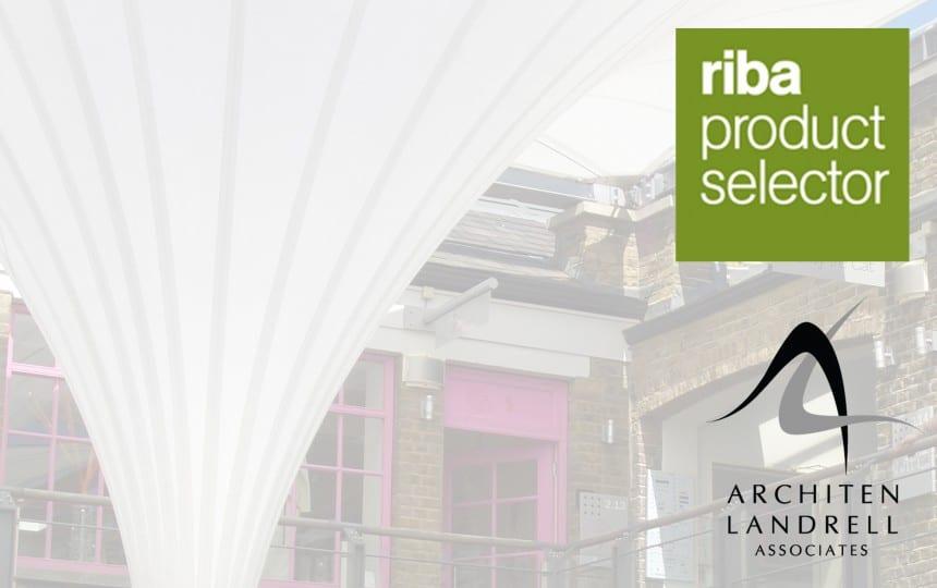 RIBA product selector image