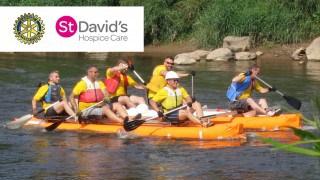 raft race charity award