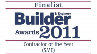 builder and engineer awards 2011