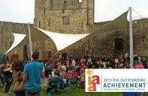 Chepstow Castle IFAI AOE 13