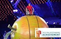 Paralympic Apple IFAI AOE 13