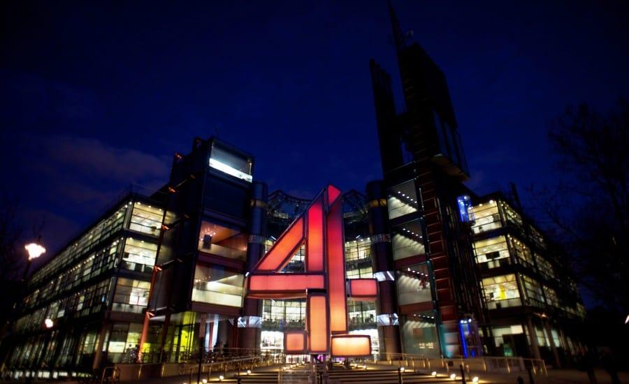 Channel 4 art installation