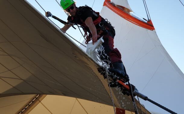 Fabric Structures Maintenance
