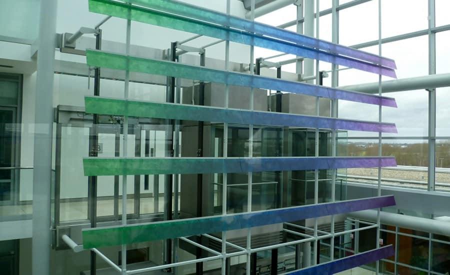 Architectural interior feature