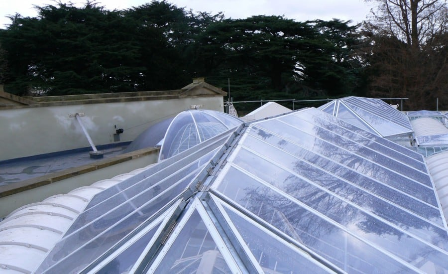 Single Foil ETFE panels