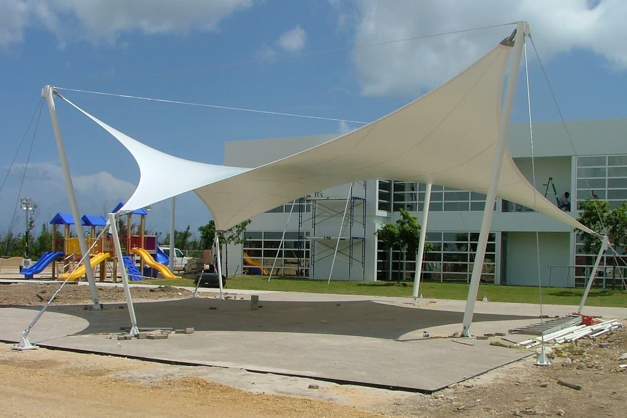 & Cayman International School - Architen Landrell