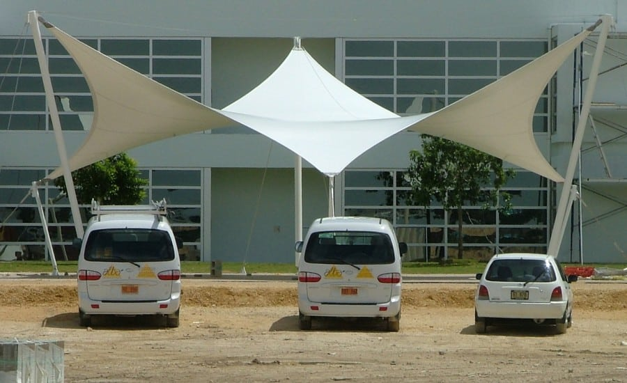 Kalahari structure performance canopy