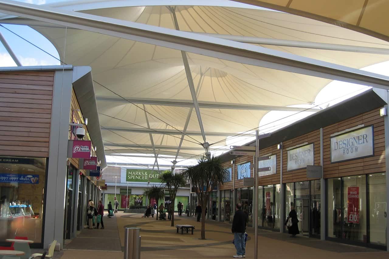 Dalton Park Shopping Mall Architen Landrell