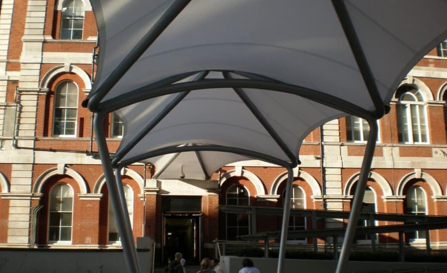Tenara fabric structure
