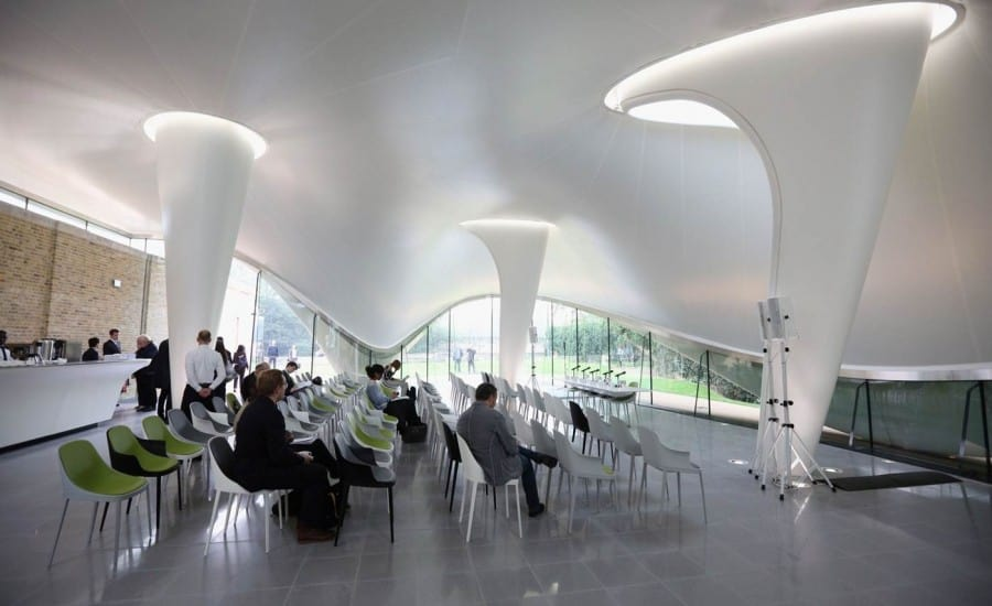 Silicone Glass fabric ceiling