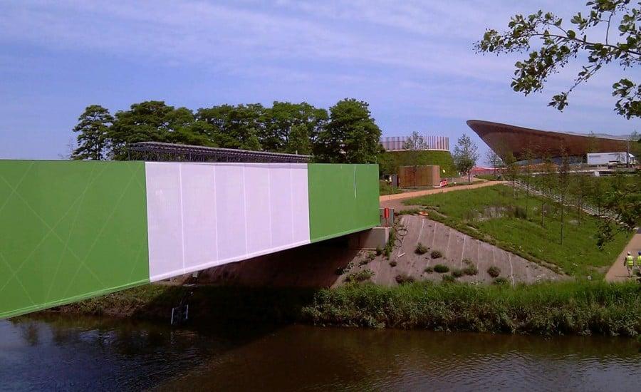 London 2012, Olympic Park Bridge