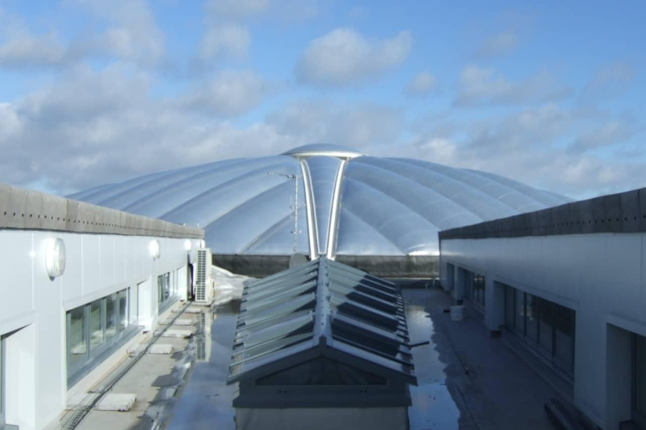 Etfe An Economical Alternative To Glass Architen Landrell