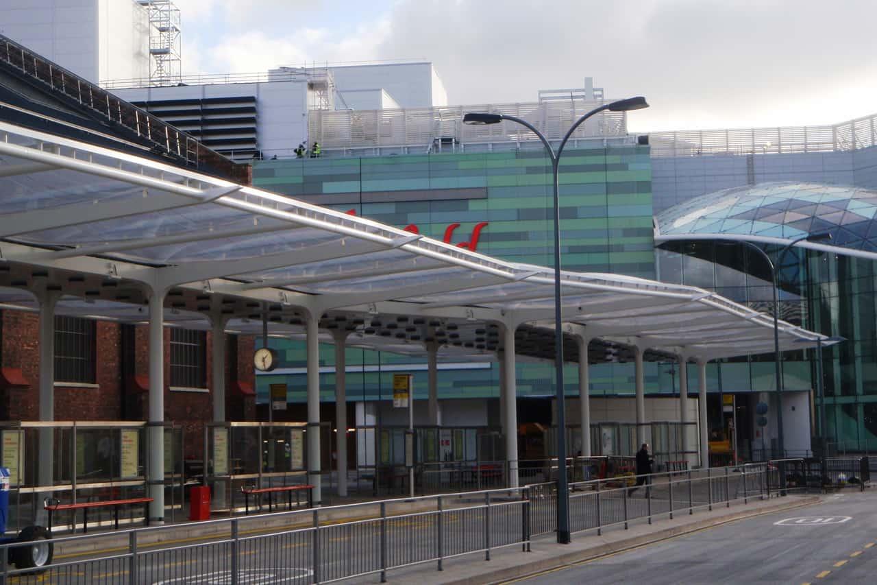 North West Bus Interchange Westfield London Architen