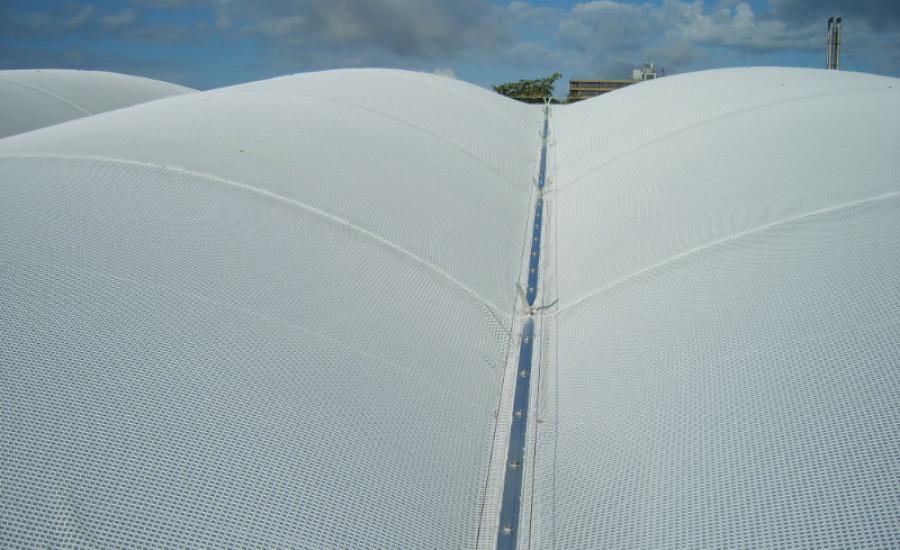 ETFE Cushion roof