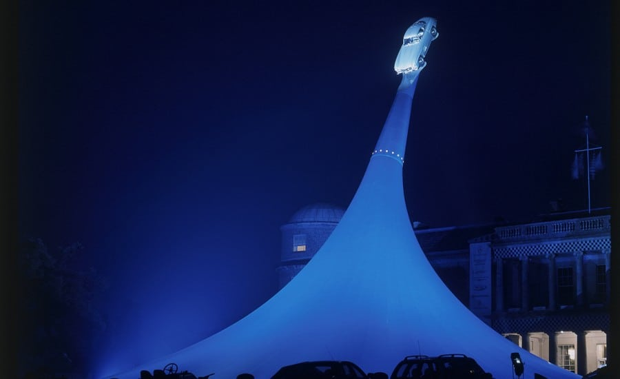 Goodwood fabric structure