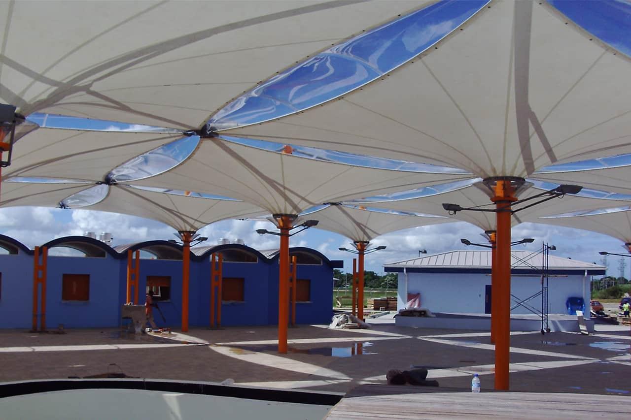 Piarco Airport Trinidad Architen Landrell