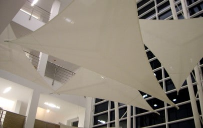Interior Fabric Sails
