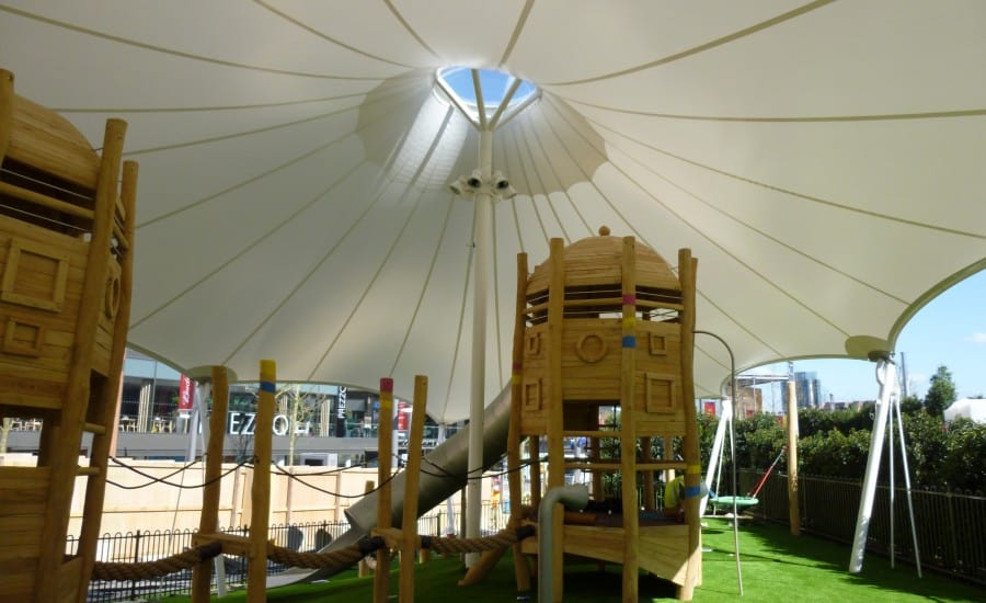 Play canopy