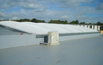 ETFE Cushion Roof