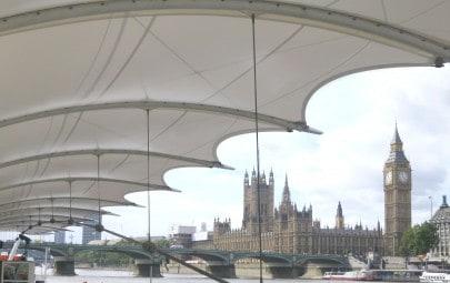Entrance Canopy London Eye