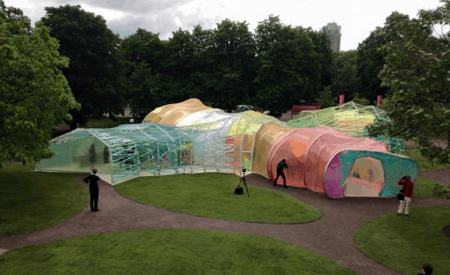 ETFE Pavilion