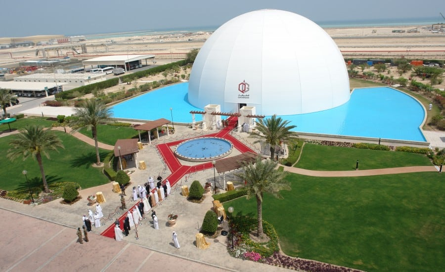 Qatar-Dome