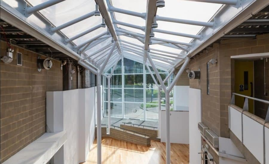 Architectural ETFE
