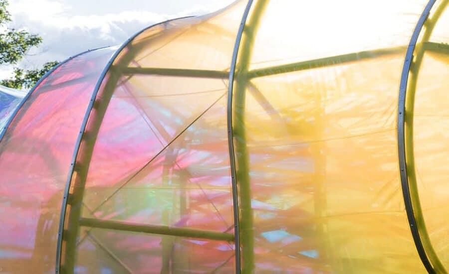 Single layer ETFE