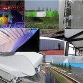 Opening Ceremony Paralympics, Olympics Athletes Tunnel, Aqua Park