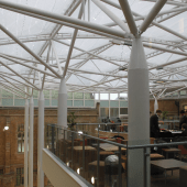 ETFE Roof Structure – Education
