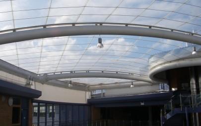 Swindon schools – ETFE Foil