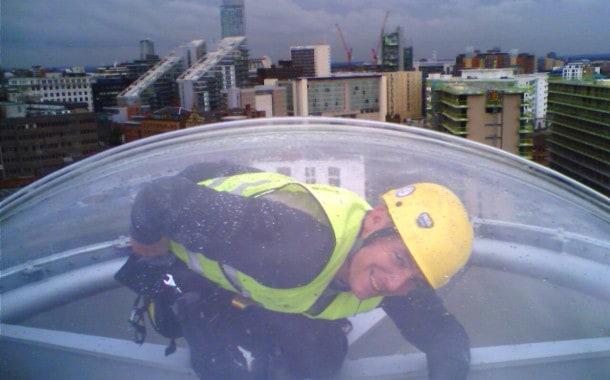 ETFE Maintenance