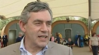 Whitlingham Fabric Structure – High Profile visit from Gordon Brown