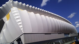Fabric Facade – Water Polo