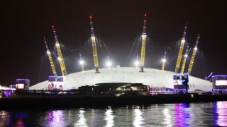 Millennium Dome Feature Lighting