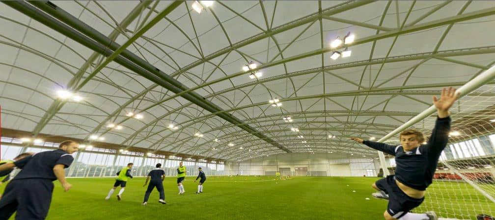 St George S Park National Football Centre Architen Landrell