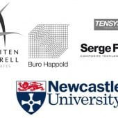 Newcastle university student sponsorship for fabric and textile research