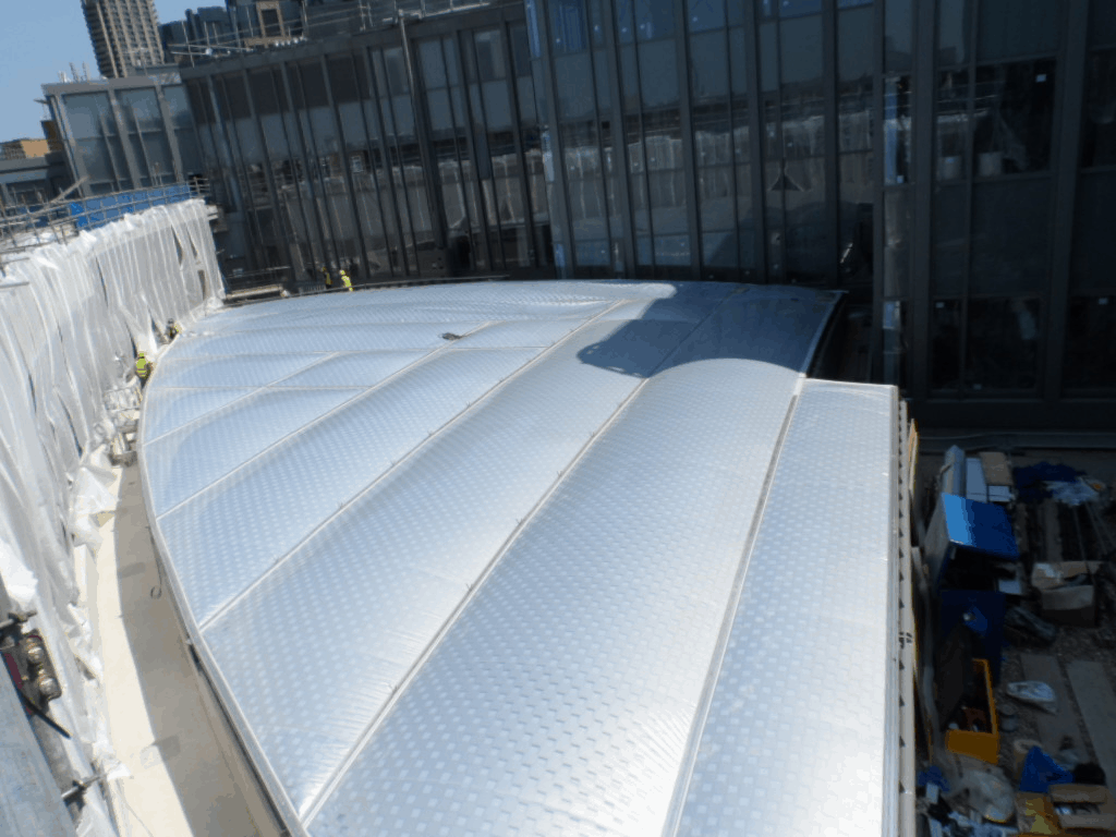 Barts Hospital: Why ETFE was Chosen Over Glass - Architen Landrell