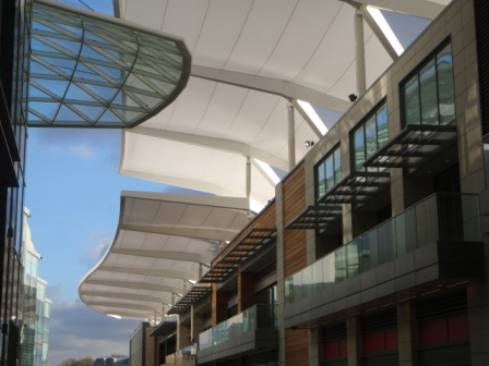 ... Tenara fabric canopy & Tensile Fabric Architecture: An Introduction - Architen Landrell