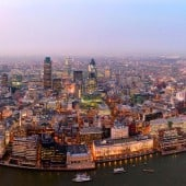 Birds Eye View – London