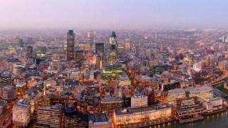 Birds Eye View – London