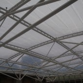 ETFE Roof Structure