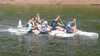 Monmouth Raft Race