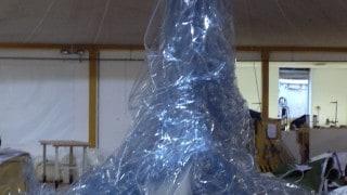 Clear PVC Membrane