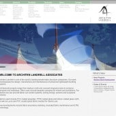 Architen Landrell Old website