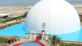 Qatar Gas – Fabric Dome