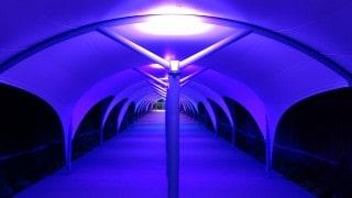 O2 Riverwalk – Fabric Walkway